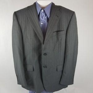 Burberry mens wool sports coat.